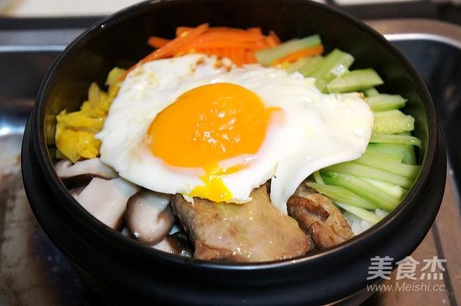 韩式石锅拌饭怎么炖