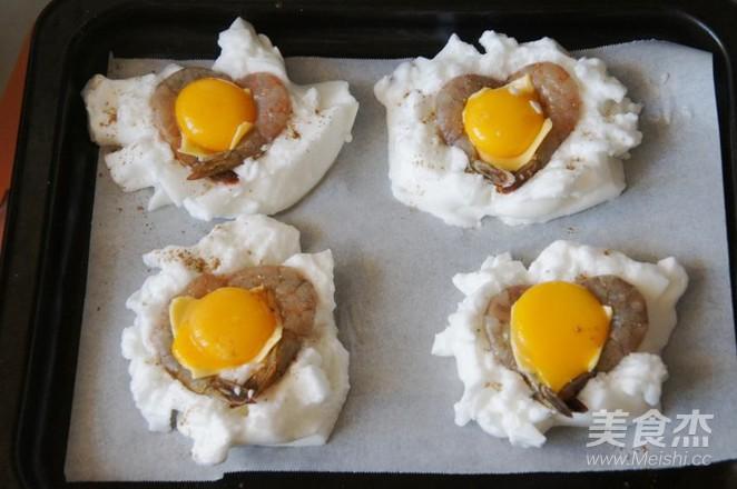 云朵鸡蛋焗虾仁怎么煸