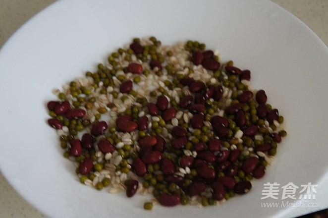 消暑祛湿豆浆的做法图解
