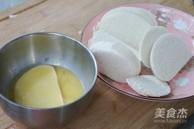 鸡蛋煎馒头片的简单做法