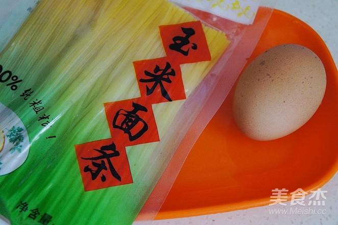 快手早餐热汤面条荷包蛋的做法大全