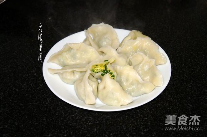 韭菜西葫芦馅水饺怎么煮