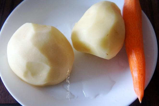 麻辣土豆丝的做法大全