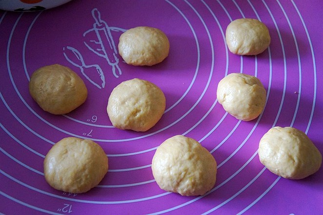 蓝莓果酱面包的简单做法