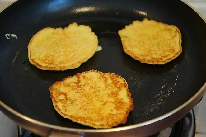 胡萝卜鸡蛋早餐饼怎么做
