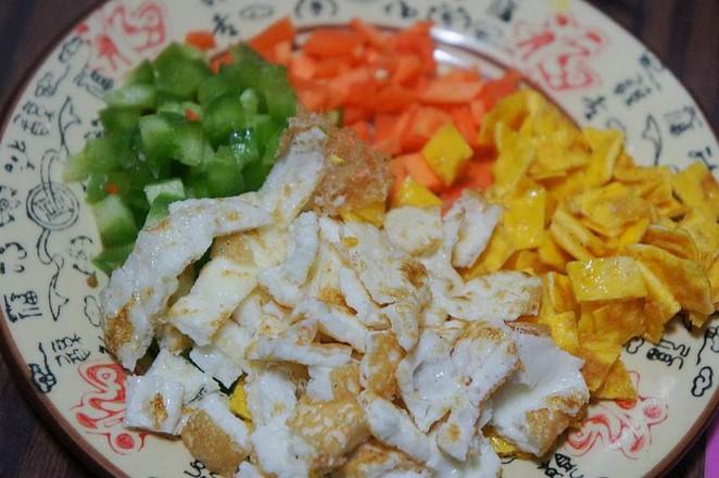 浇汁臭豆腐的家常做法