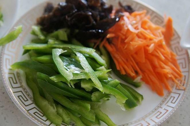 小炒海鲜菇的做法图解