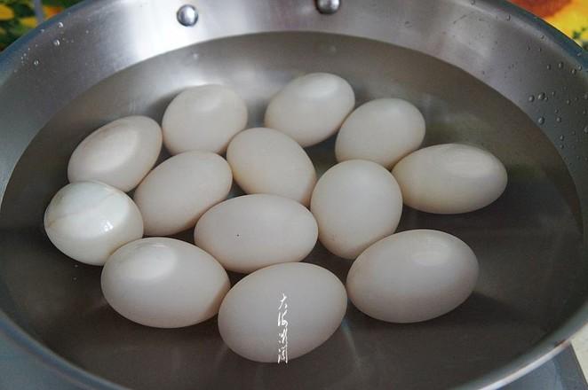 自制咸鸭蛋怎么做