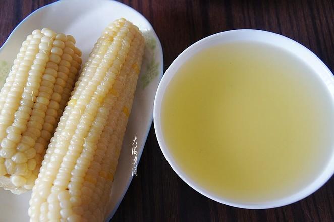 甜玉米汁的做法大全