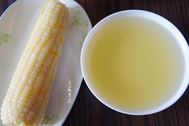 甜玉米汁的做法图解