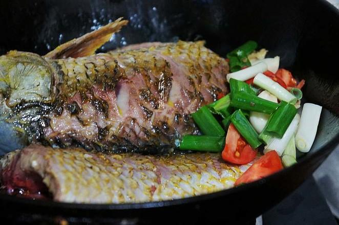 家常炖鱼怎么吃