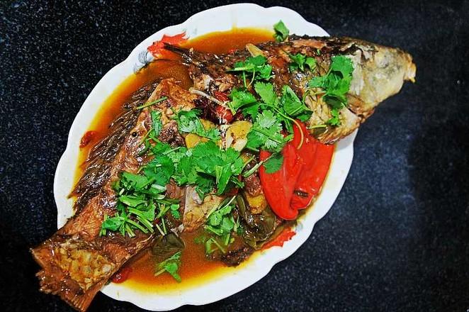 家常炖鱼怎么煮