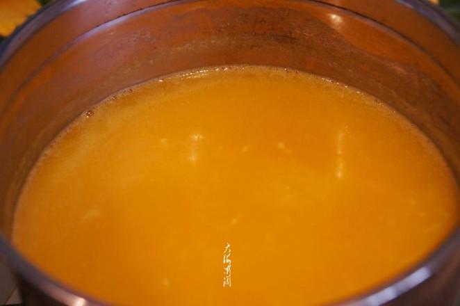 南瓜大黄米粥怎么做