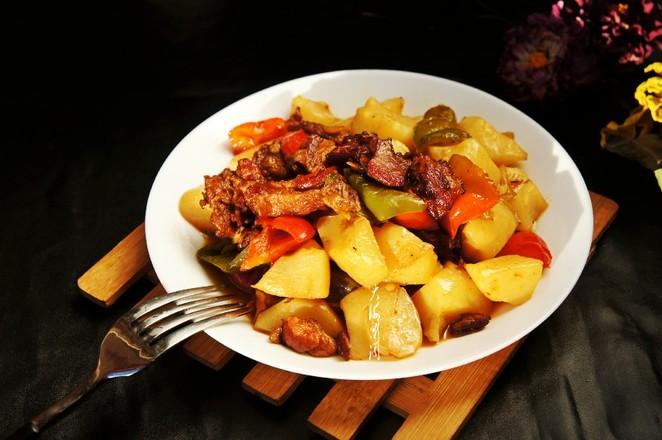 牛肉烧土豆怎么煮