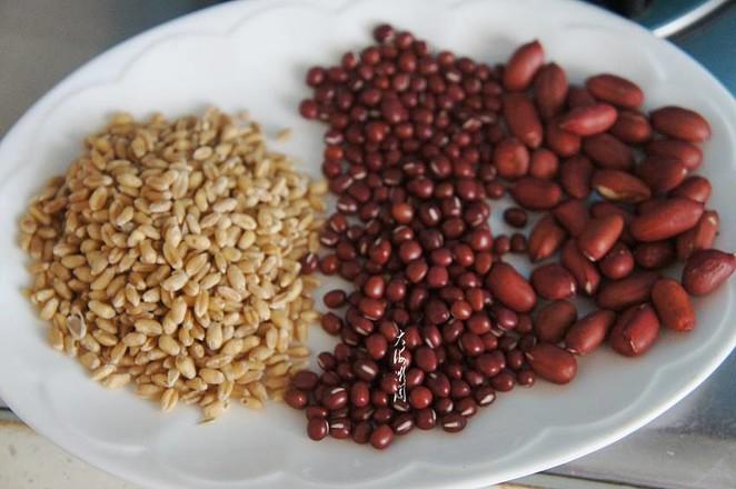 小麦杂粮羹的做法大全