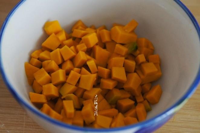 红枣南瓜小米粥的做法图解