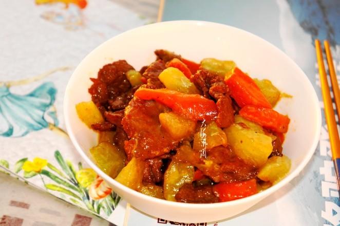 牛肉炖萝卜怎么煮