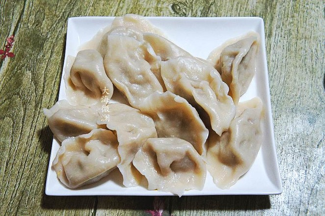 酸菜猪肉馅水饺怎么做
