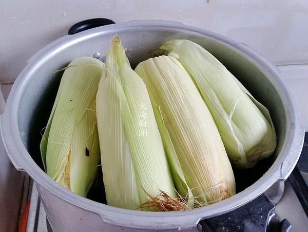 烀红薯山药嫩玉米的简单做法
