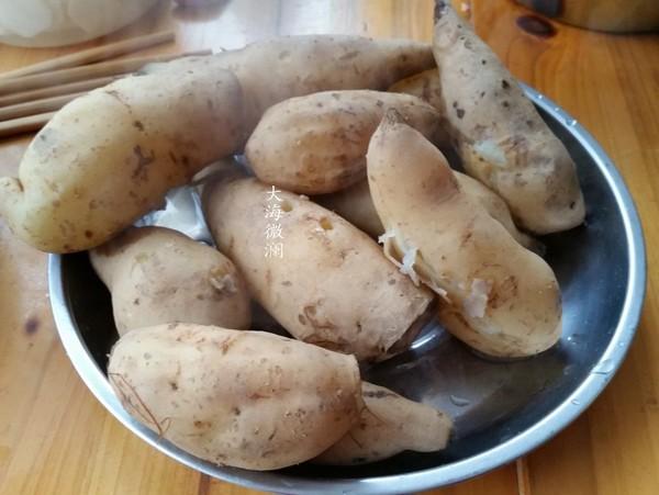 烀红薯山药嫩玉米怎么煮