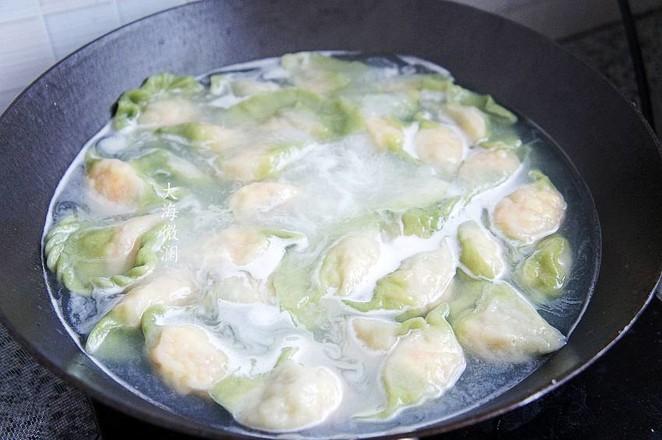 翡翠饺子怎么煮