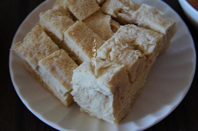 酸菜猪肉炖冻豆腐怎么吃