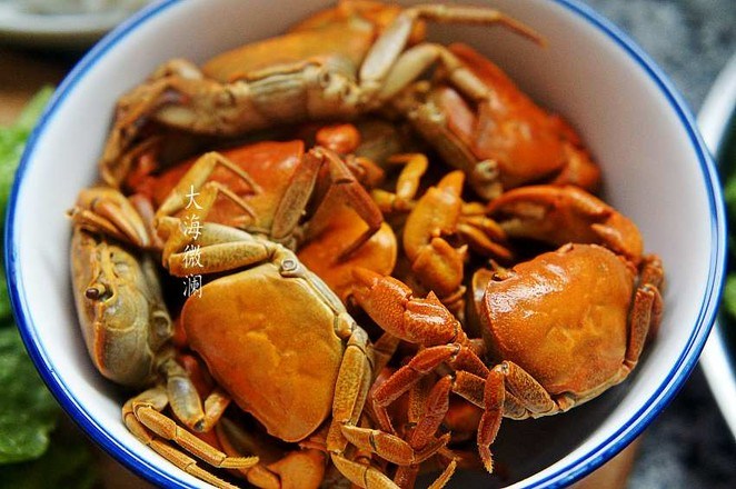 河蟹煮米粉的简单做法