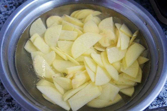 青椒炒土豆片的做法大全