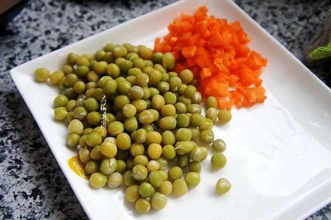 豌豆炒肉丁的家常做法