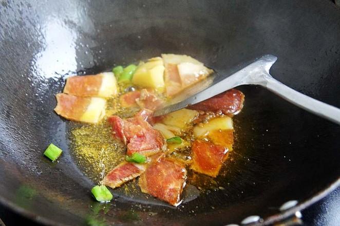 白菜炖冻豆腐的简单做法