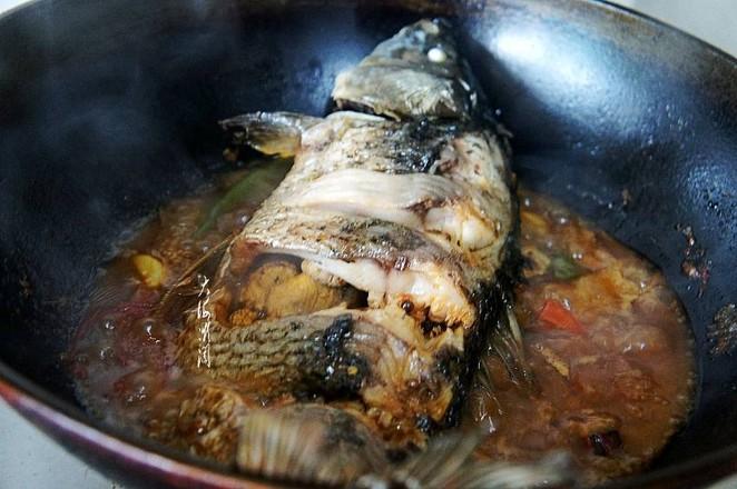 家常炖鲤鱼怎么炒