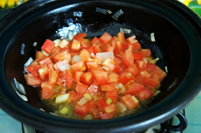 番茄豆腐怎么做