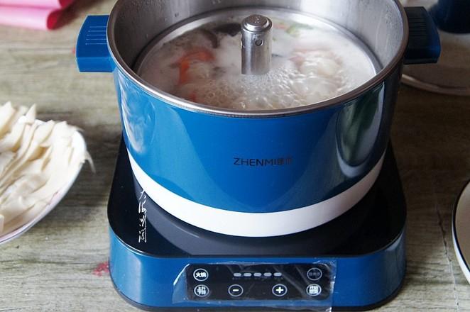 热汤手擀面怎么做