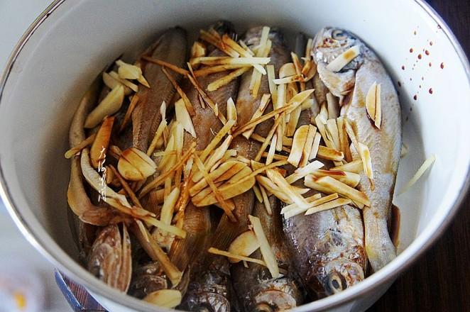 香煎小黄花鱼的做法图解