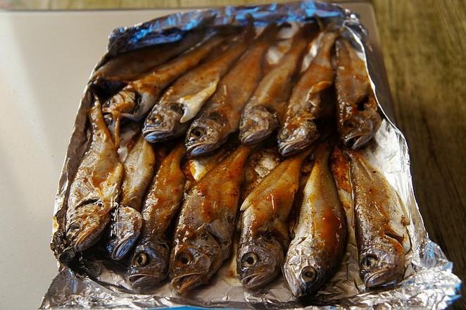 香煎小黄花鱼怎么做