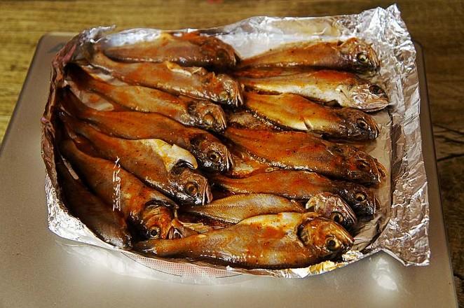 香煎小黄花鱼怎么炒