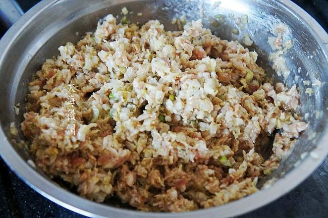 酸菜猪肉馅水饺的简单做法