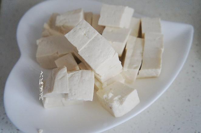 白菜豆腐汤的做法图解