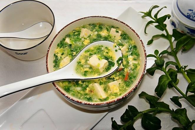 白菜豆腐汤怎样煸