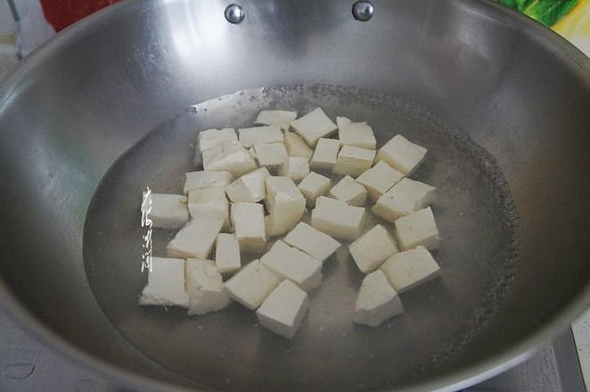 白菜豆腐汤怎么炒