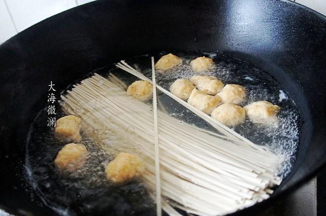 热汤面的做法图解