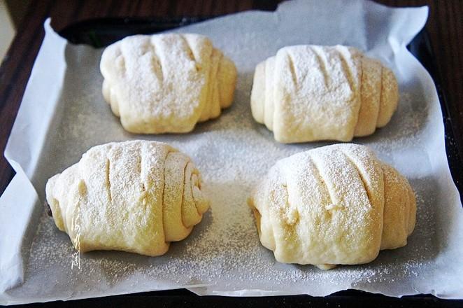 玫瑰豆沙馅面包怎么吃