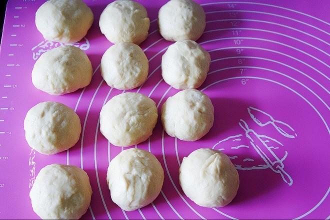 芒果馅牛奶小面包的简单做法