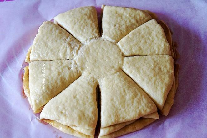 芝麻酱花式面包的简单做法