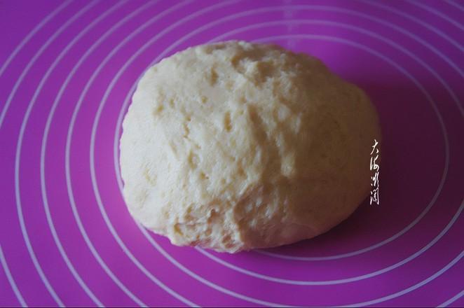 芝麻酱花式面包的做法大全