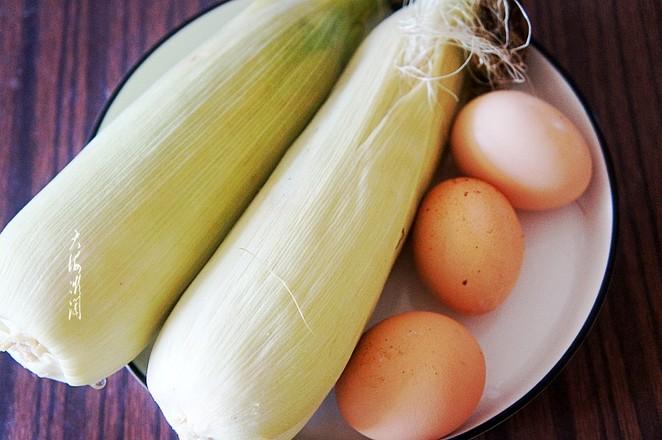 蒸嫩玉米羹的做法大全