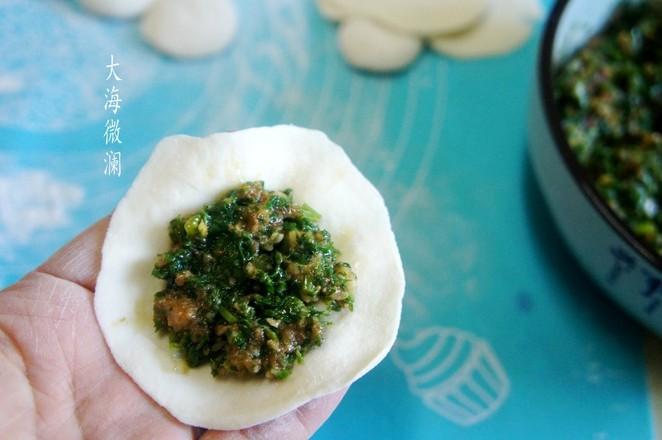 胡萝卜缨猪肉馅水饺怎么炒