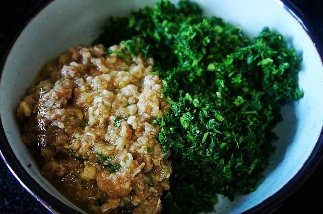 胡萝卜缨猪肉馅水饺怎么做