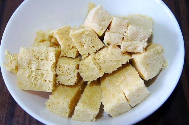 白菜冻豆腐炖粉条怎么吃