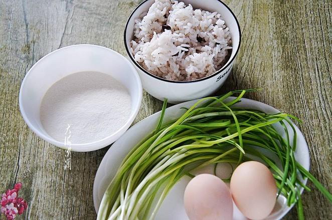米饭饼的做法大全